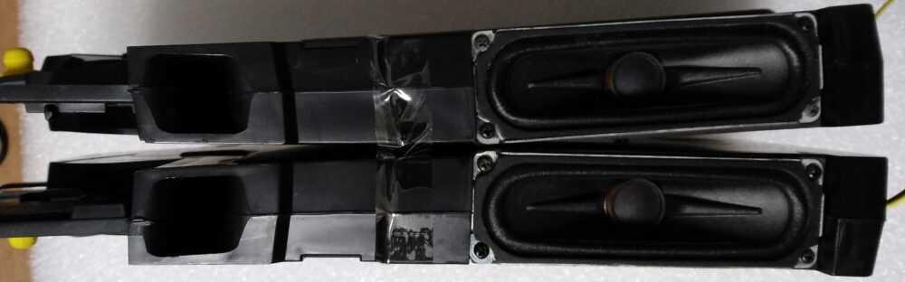 BN96-39968A - Coppia altoparlanti Samsung UE55KU6500UXZT TV Modules