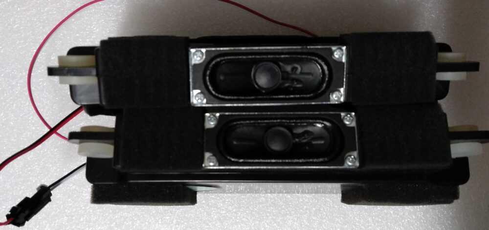 Coppia altoparlanti Hisense H49M3000 TV Modules
