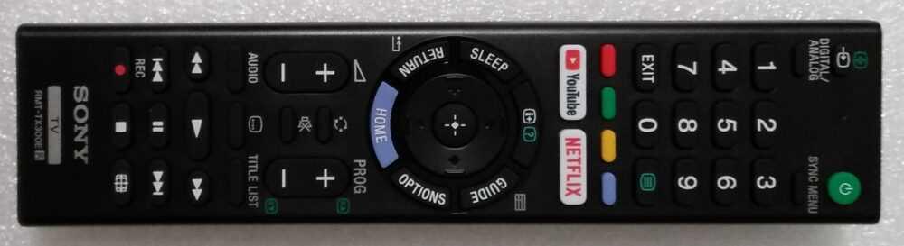 RMT-TX300E - Telecomando originale Sony KD-43XG7077 (1) TV Modules