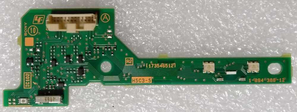 1-894-388-12 - Ricevitore IR Sony KD-55XE8505 TV Modules