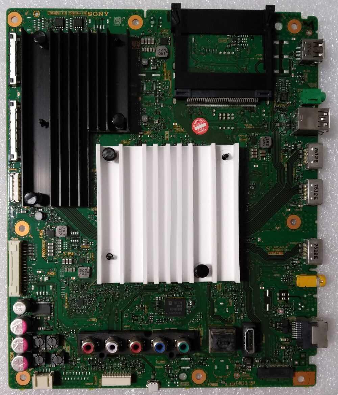 1-982-022-31 - A2170497B - Main Sony KD-55XE8505 - Pannello V550QWME03 TV Modules