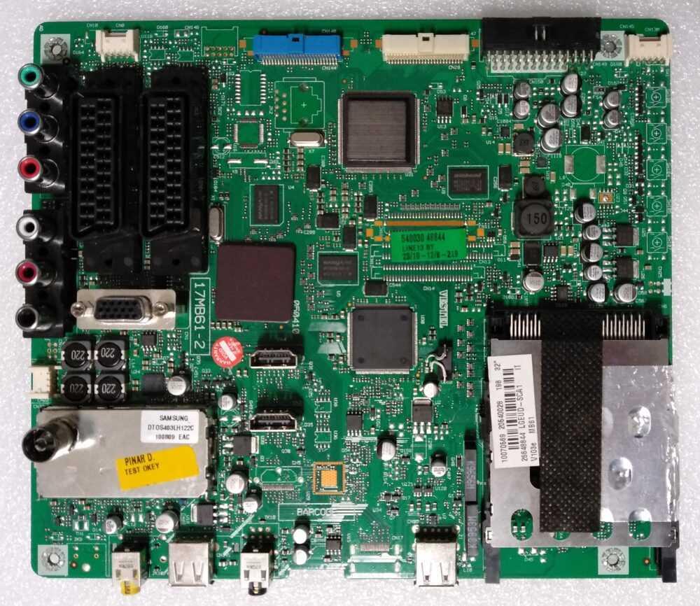 17MB61-2 - 20540028 - Main Vestel Telefunken TE32915B16F1H - Pannello 32 pollici