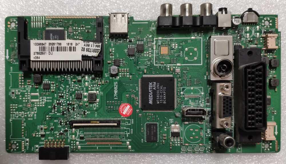 17MB82S ( 23281738 ) - Main Telefunken TE24282B30C10E