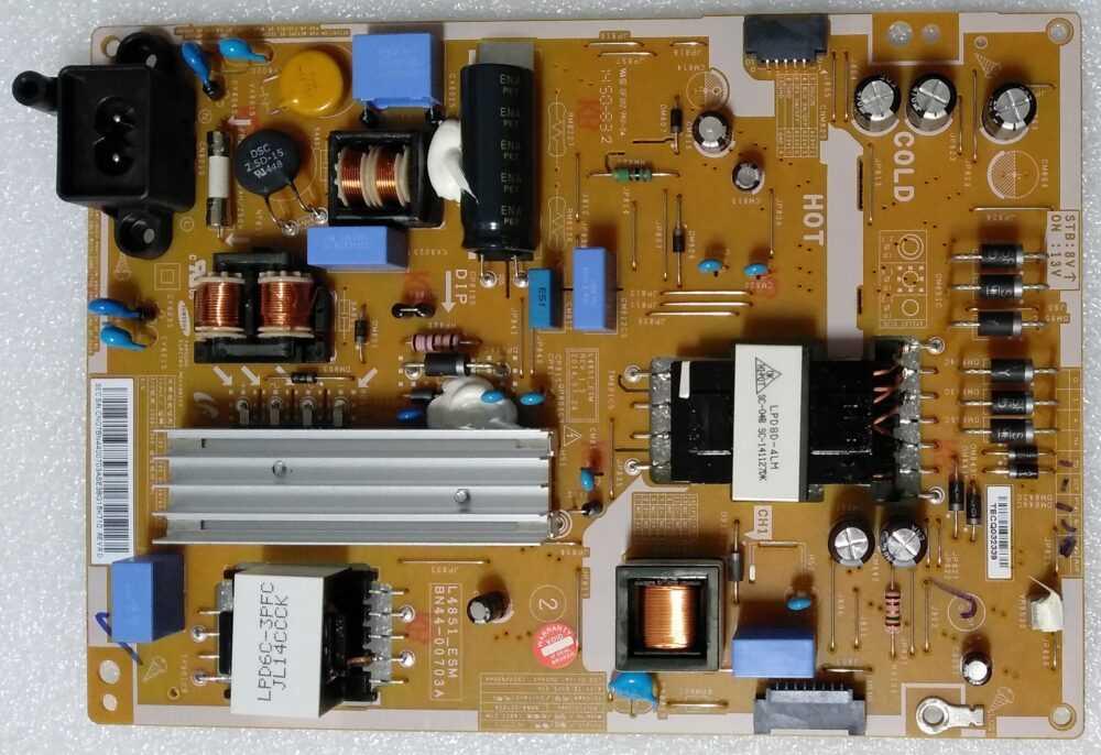 BN44-00703A - Modulo power Samsung UE43J5600AKXZT