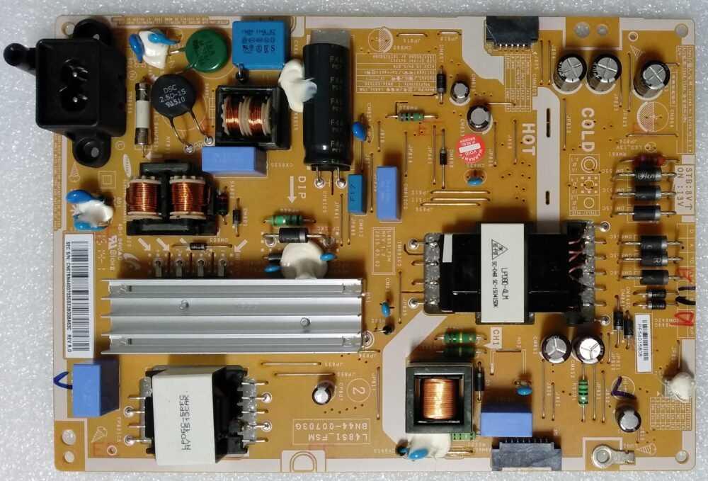 BN44-00703G - Modulo power Samsung UE43J5600AKXZT