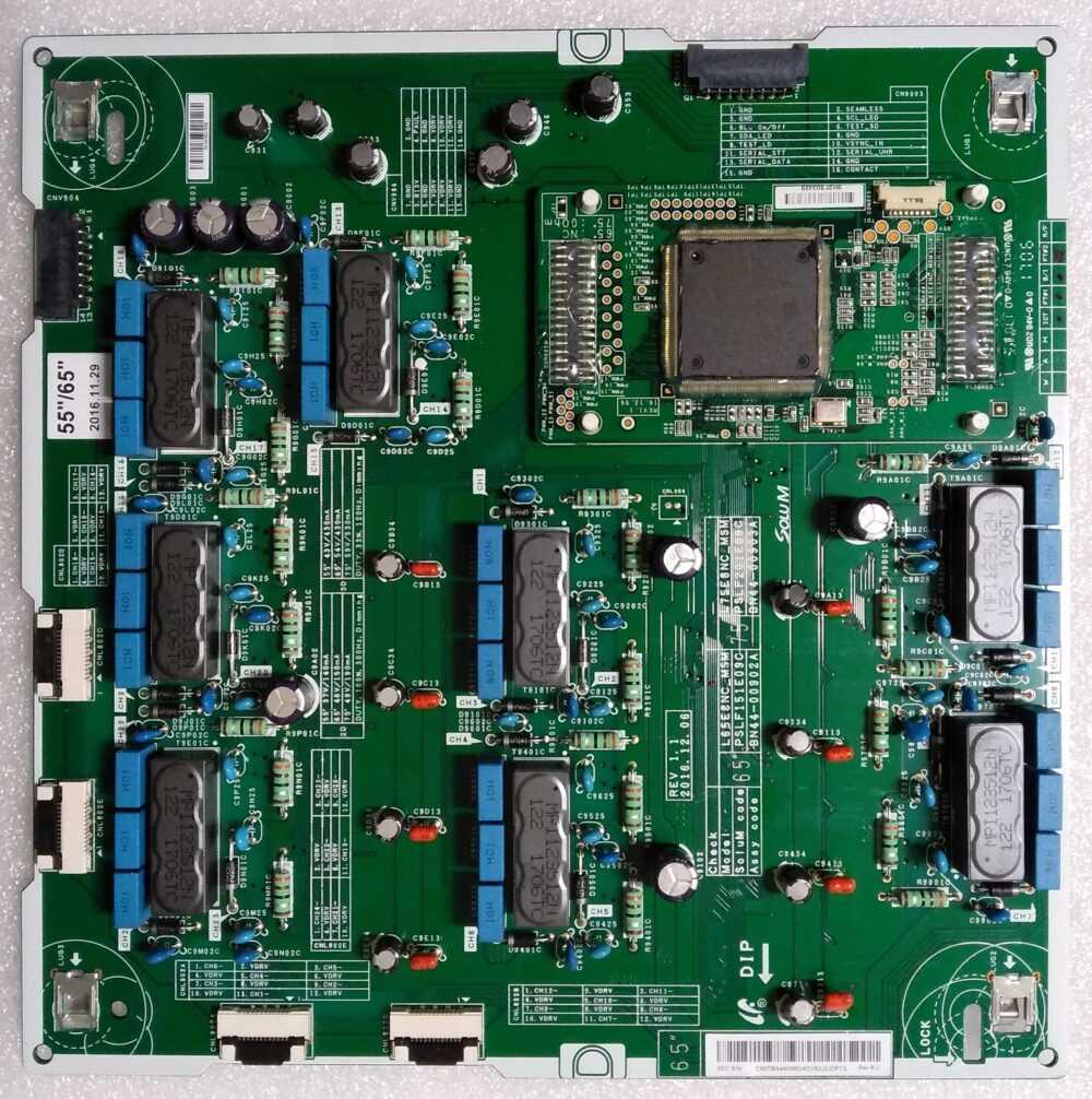 BN44-00902A - driver led Samsung QE65Q7CAMTXZT - Pannello CY-XM065FLLV2H TV Modules