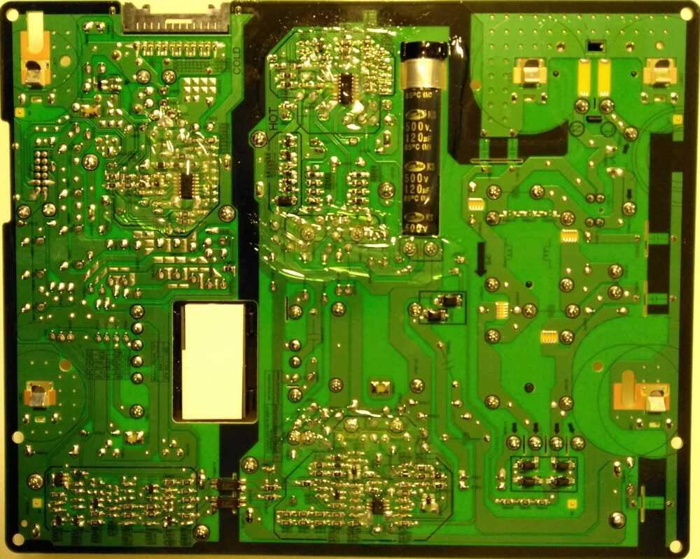 BN44-01055A - Power UE65TU7170UXZT -B