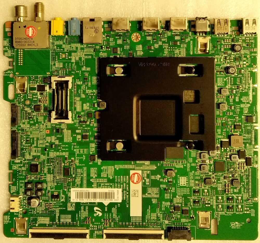 BN94-11913Q - BN41--02568A - Main Samsung UE55MU6500UXZT - BN94-11913Q - Pannello CY-VM055HGAV1H TV Modules
