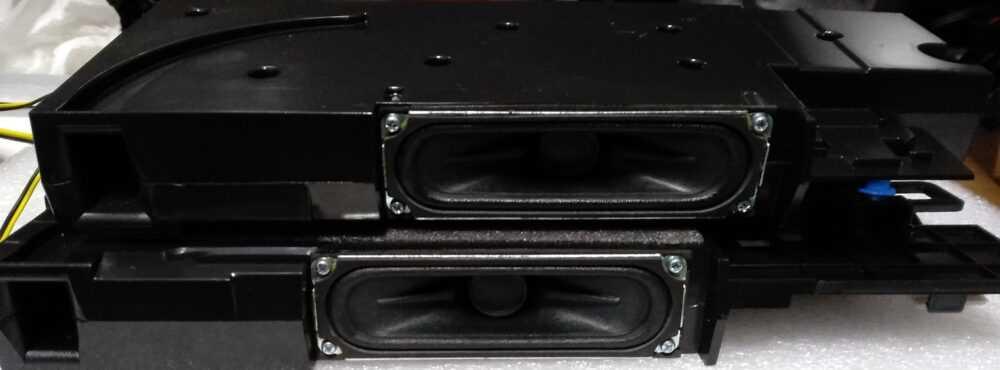 BN96-39965A - Coppia altoparlanti BN44-00876A - Modulo power Samsung UE55MU6400UXZT TV Modules