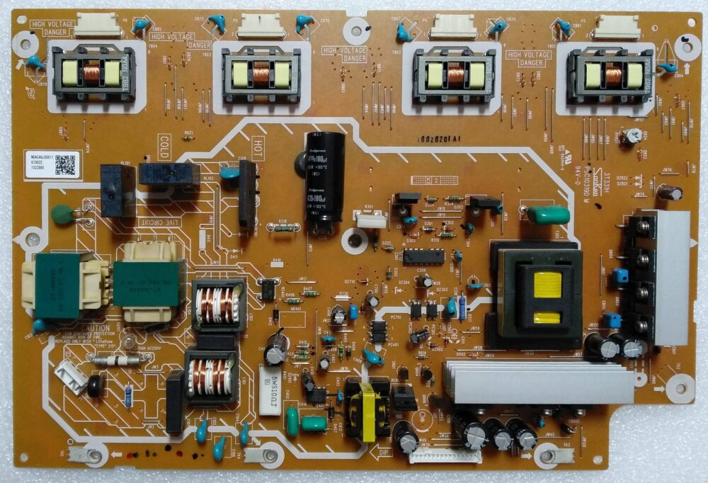 PSC10319D M - Modulo Power PanasonicTX-L32U2ET - A TV Modules
