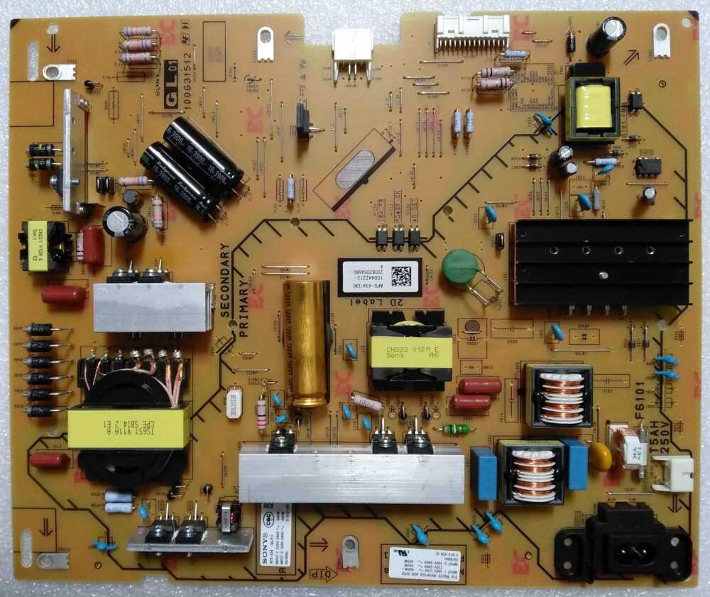 100442212 - APS-434 ( CH ) - Modulo power Sony KD-55XH8077 - Pannello YSAS055CNO01