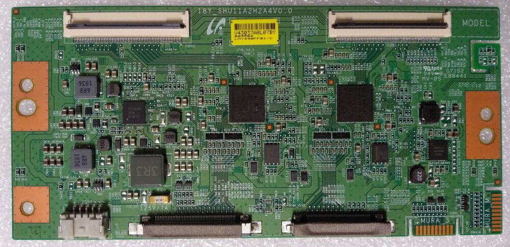 18Y_SHU11A2H2A4V0.0 - Modulo T-Con Sony KD-49XG9005