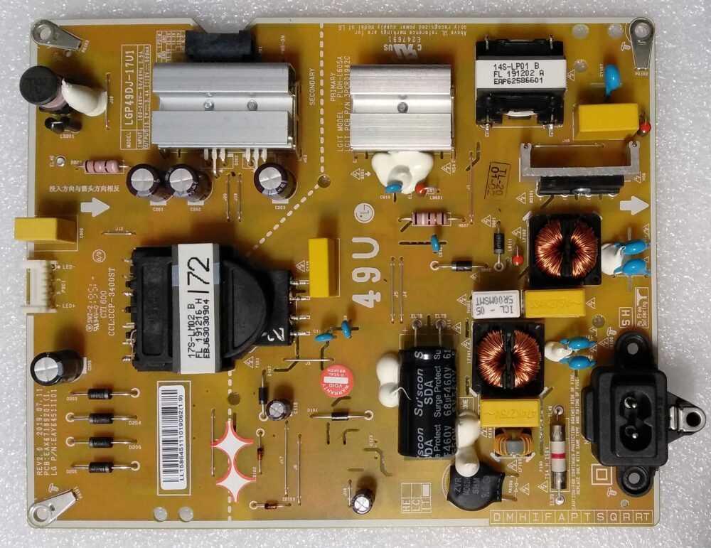 EAX67189201 81.79 - Modulo power LG 49UN73006LA TV Modules