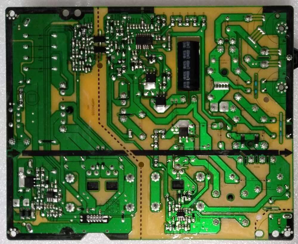 EAX67189201 81.79 - Modulo power LG 49UN73006LA - B TV Modules