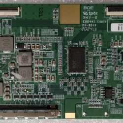 HV550QUB N5M V02 - Modulo T-Con Sony KD-55XH8077 - Pannello YSAS055CNO01