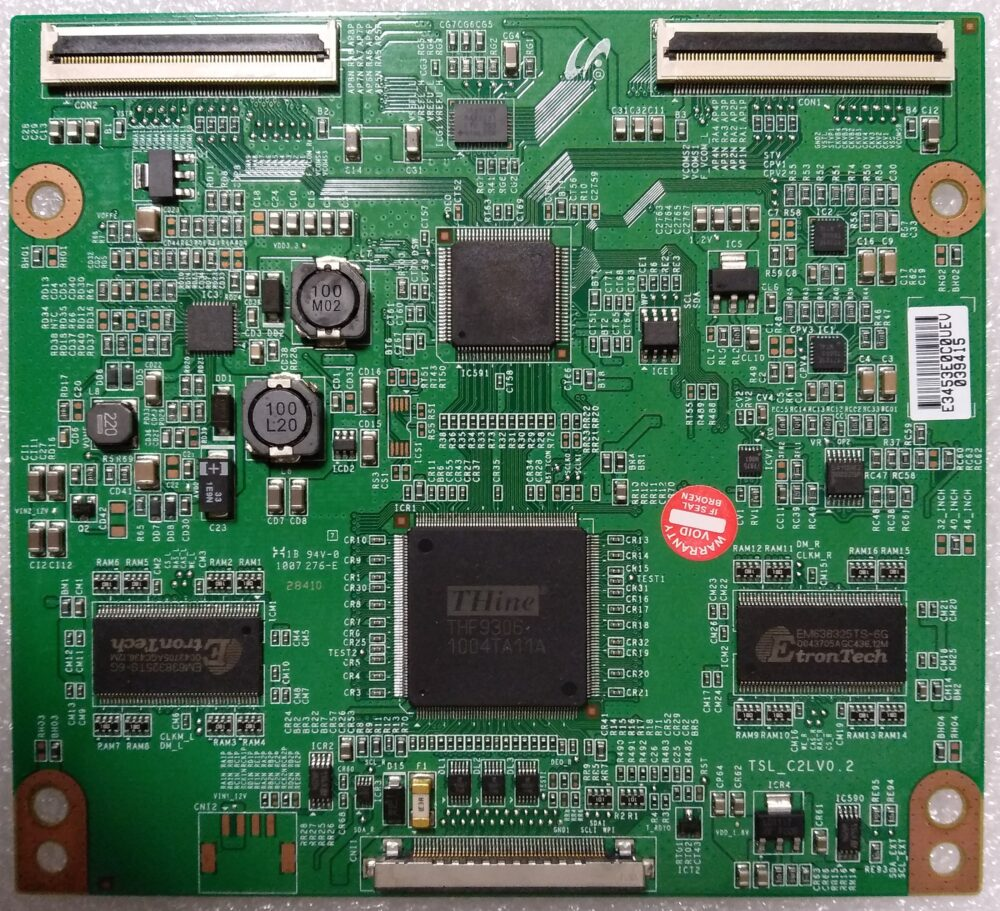 1 857-715-11 - Modulo T-Con Sony KDL-40EX600 - Pannello S40TSL TV Modules