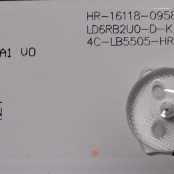 4C-LB5505-HR3 - Barre led Thomson 55UB6405 - TCL (B)
