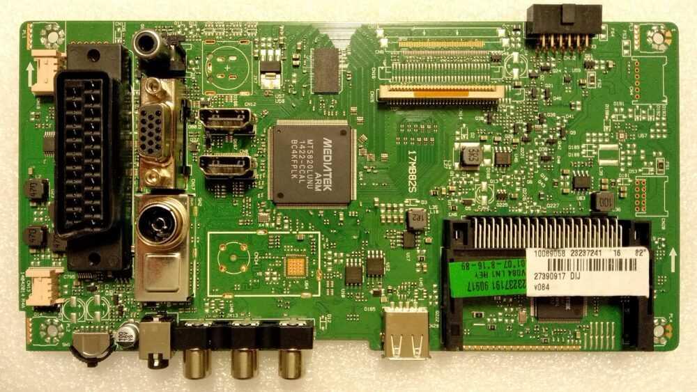 17MB82S - 23237241 - Main Selecline GVLEDHD32DVD - Pannello 32 pollici TV Modules
