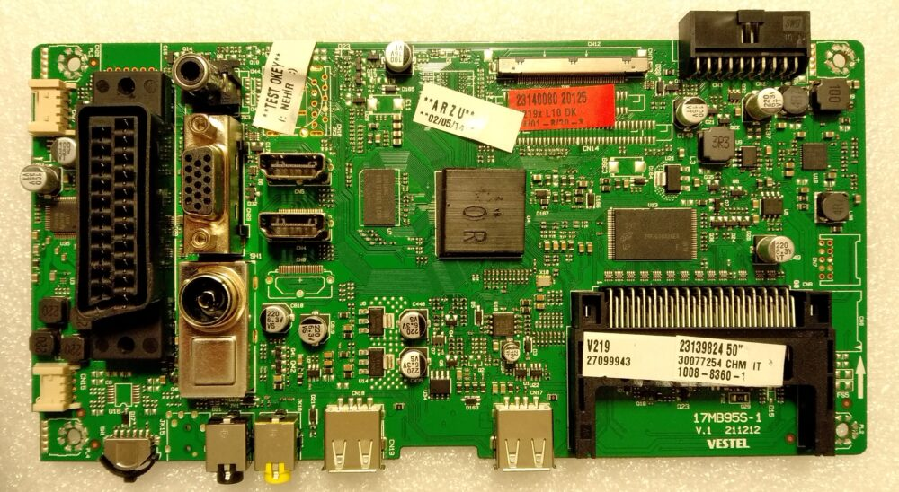 17MB95-1 V.1 211212 - 23139824 - Main Dikom DK50182 S16 FC10 - Pannello CMO V500H31-LE1C1 R TV Modules