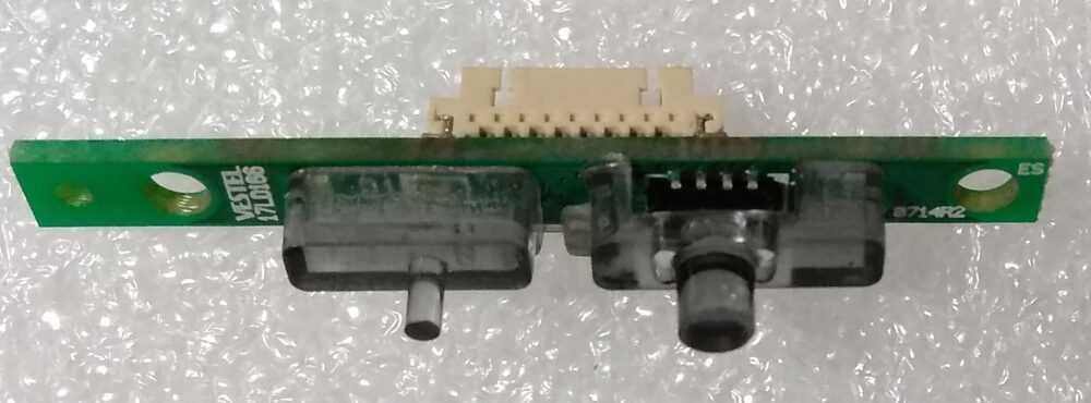 23202285 - MD.ASY.17LD166 Ricevitore IR Telefunken TE43282B34C2K - TV Modules