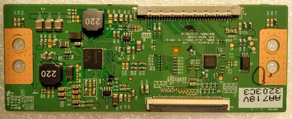 3237 R0W2.1HD Ver 0.1 - T-con Toshiba 32E2533D - Pannello 32 pollici U320DH01 RevCD2.A+ TV Modules
