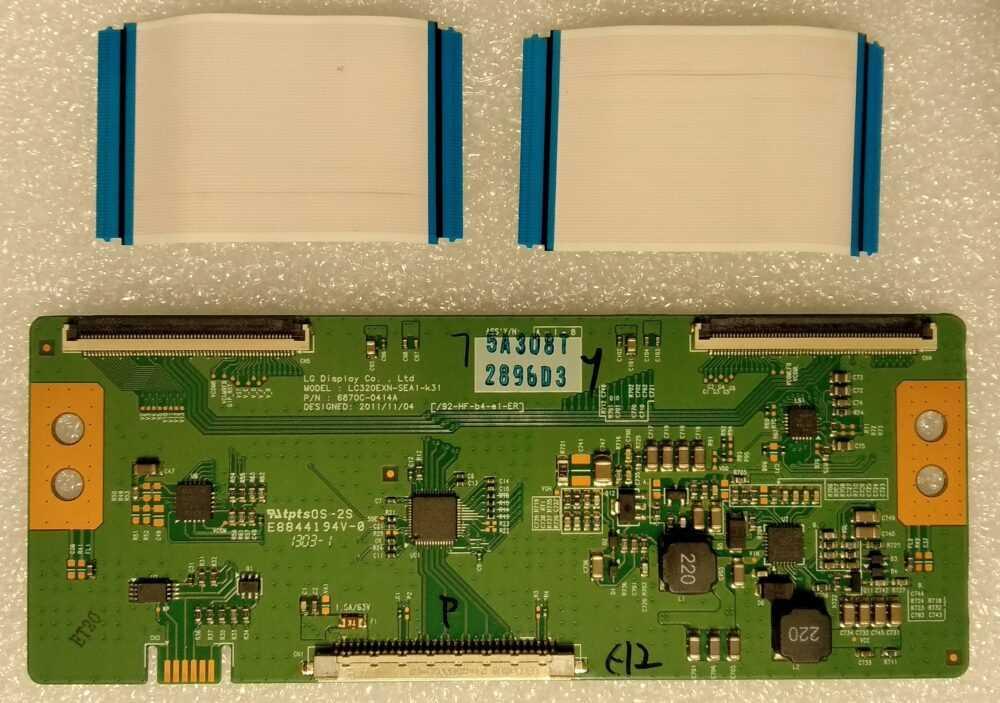 6870C-0414A - Modulo T-Con United LED32X16 - Pannello 32 pollici M320X13-E1-L TV Modules