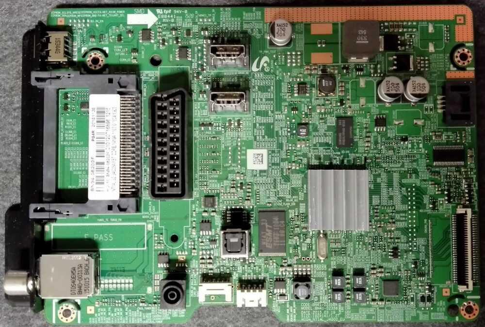 BN94-08202F - Main Samsung UE32J4000AWXBT - Pannello32 pollici JJ032AGH-R1 TV Modules