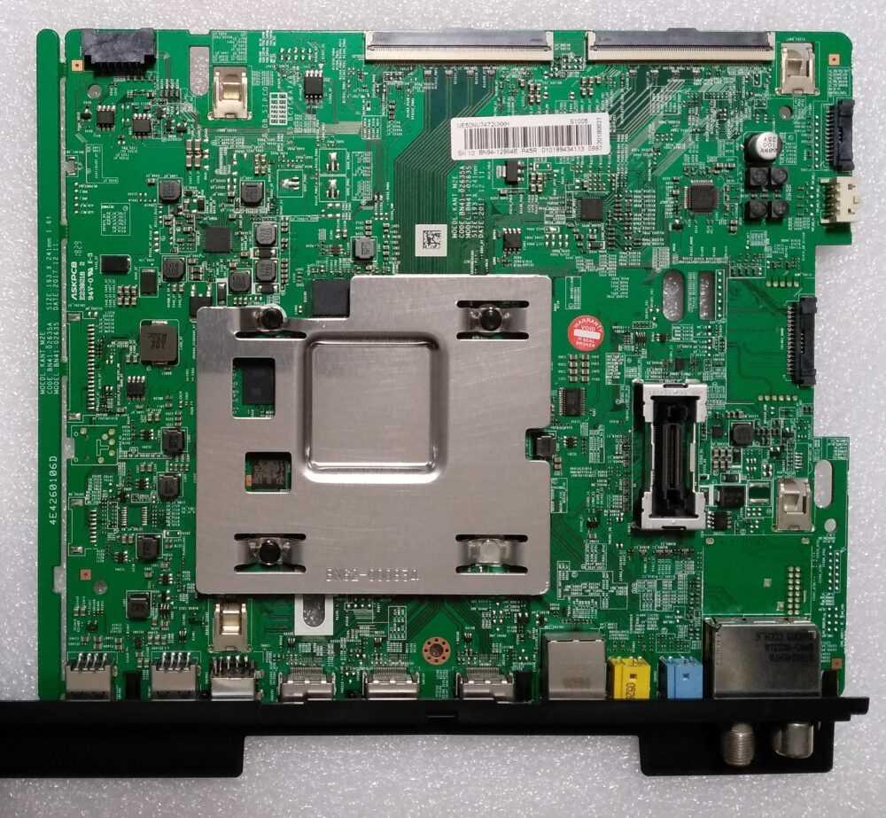 BN94-12964E - BN41-02635A - Main Samsung UE50NU7472UXXH - Pannello CY-NN050HGAV4H - 50L6AU5NN TV Modules