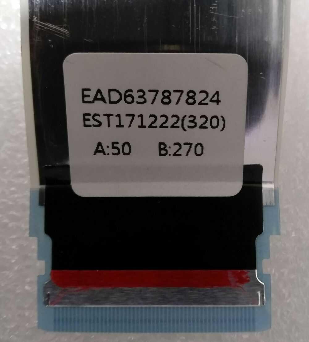 EAD63787824 - Cavo main-T-Con LG 65UK6500PLA.BEUWLJP - C TV Modules