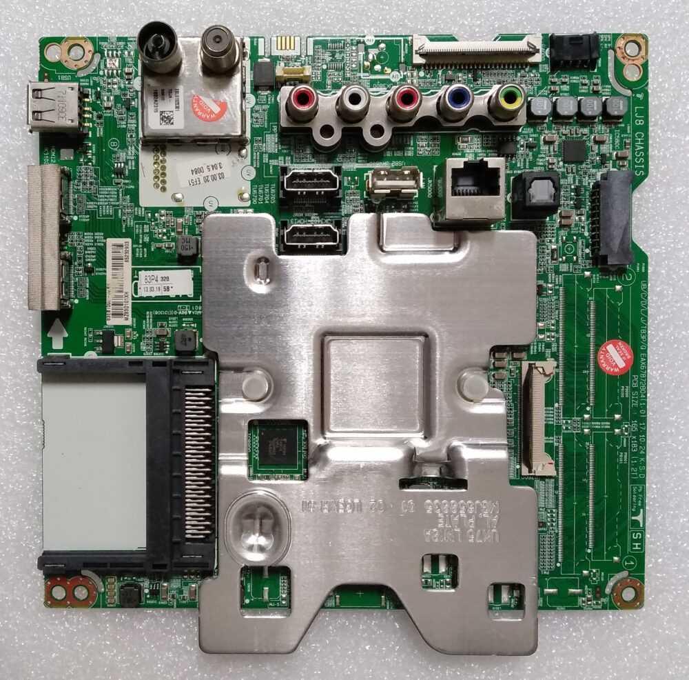 EAX67872804(1.0) - Modulo main LG 65UK6500PLA.BEUWLJP - Pannello LC650EGE(FL) (M2) TV Modules