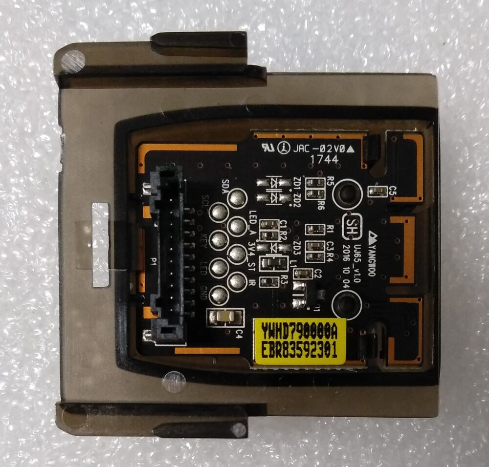 EBR83592301 - Ricevitore IR LG 65UK6500PLA.BEUWLJP TV Modules