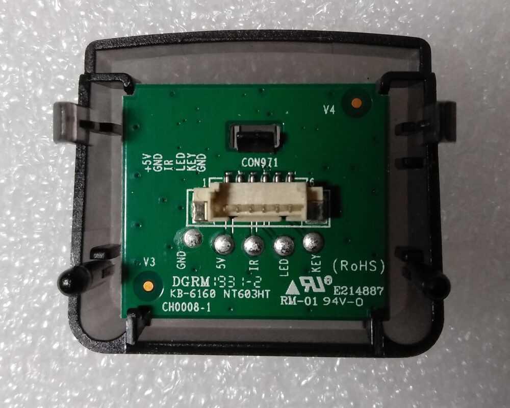 KB-6160 NT603HT - Ricevitore IR OK - ODL40672F-TB TV Modules