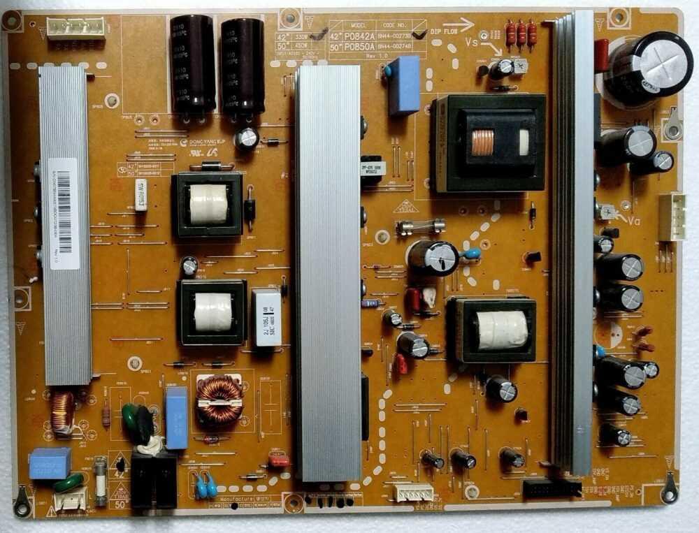 Samsung PS42B450B1W TV Modules