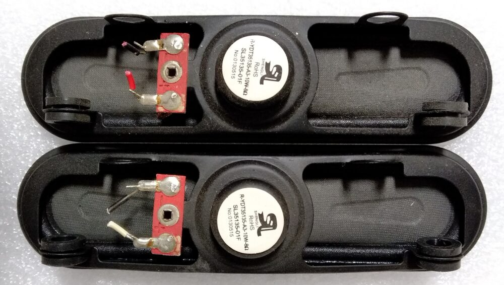 Speaker assy United M320X16 - B TV Modules