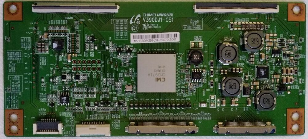 T-con Haier LE50H6500CF - V390DJ1-CS1 - Pannello TC500UK2S1-U8100 TV Modules