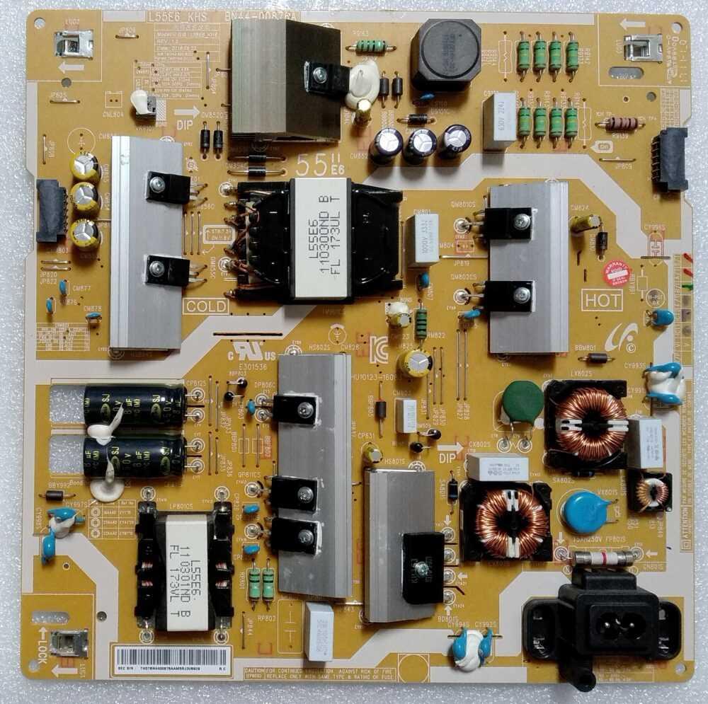 BN44-00876A - Modulo power Samsung UE49MU6500UXZT - Pannello CY-VK049HGLVBH TV Modules