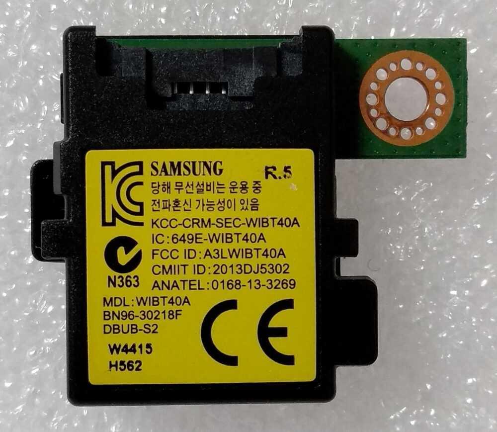 BN96-30218F - WIBT40A - Modulo bluethoot Samsung UE32J5500AK TV Modules