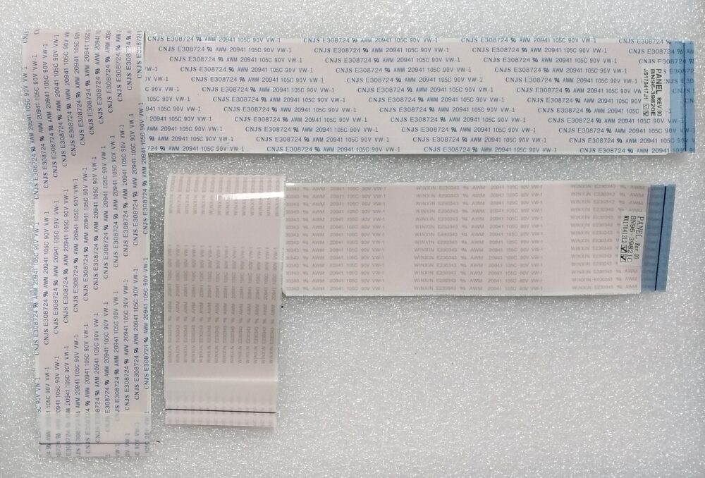 BN96-39821C - BN96-39820E - Coppia flat main-pannello Samsung UE49MU6500UXZT - Pannello CY-VK049HGLVBH TV Modules