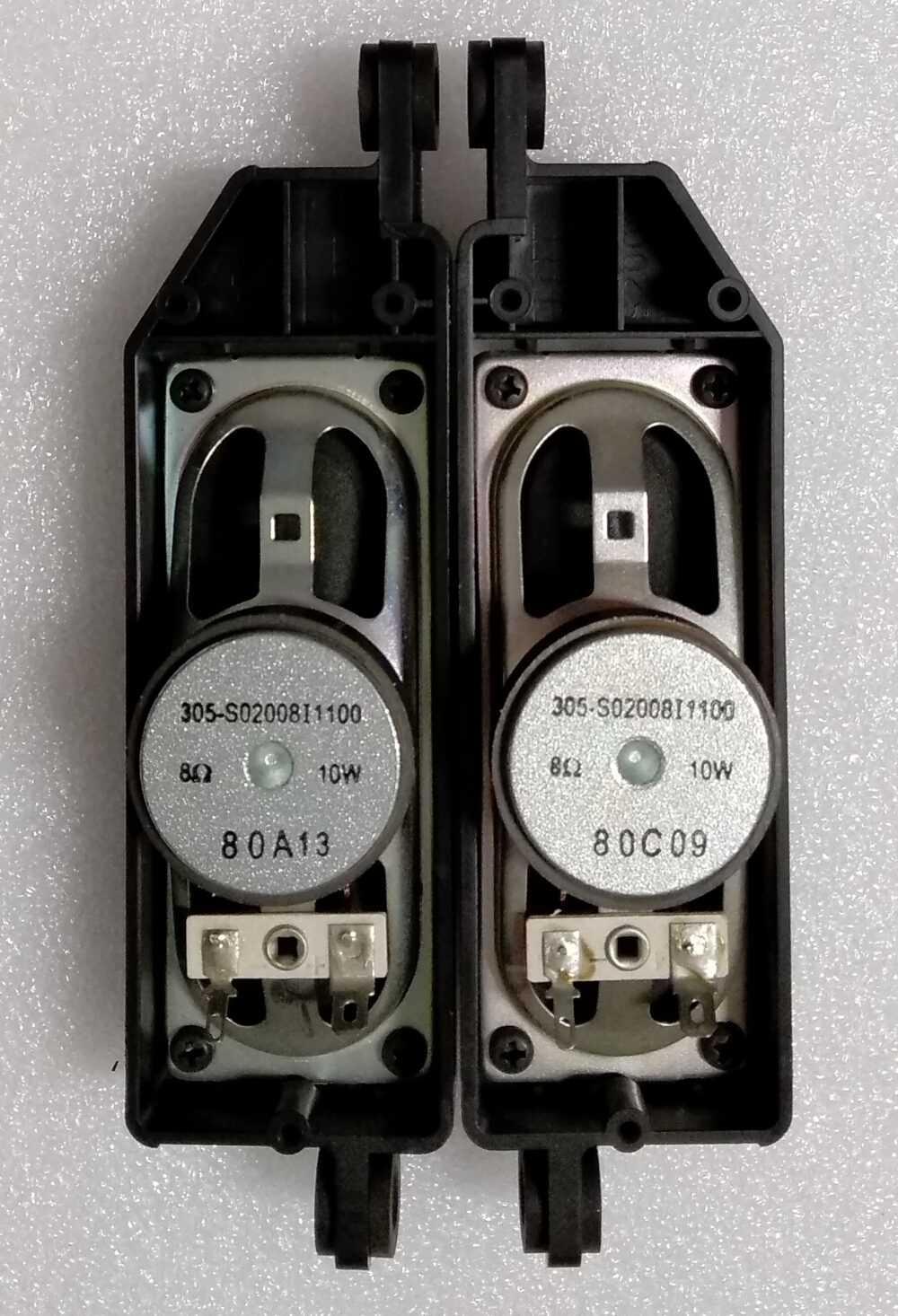 Coppia altoparlanti Sharp LC-32FH510E - 8 Ohm - 10W TV Modules