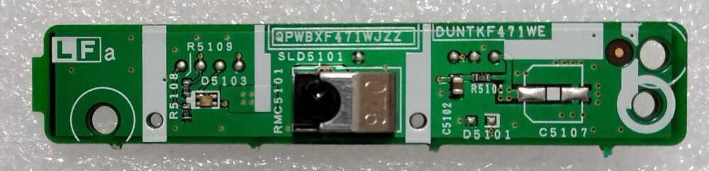 DUNTKF534WE01 - Modulo ricevitore IR Sharp LC-32FH510E TV Modules