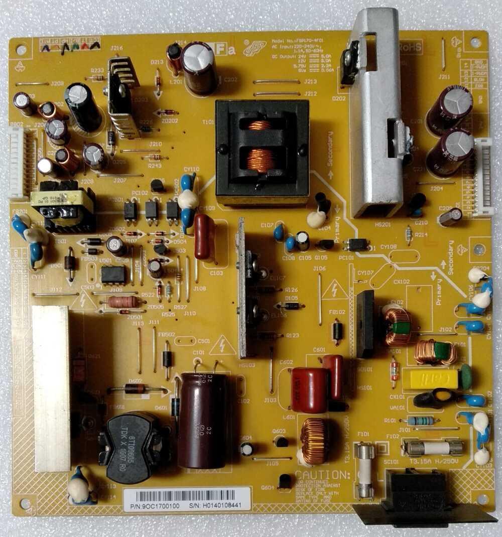 RDENCA366WJQZ - Modulo power Sharp LC-32FH510E TV Modules