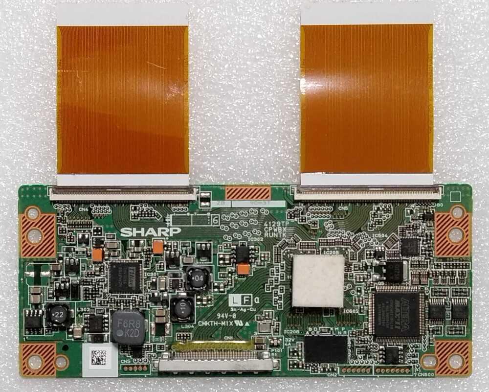 RUNTK4129TPZB - Modulo T-Con Sharp LC-32FH510E - Pannello LK315D3LA17 TV Modules
