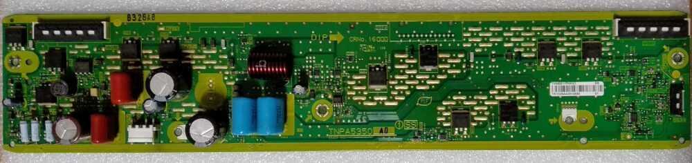 TNPA5350 - Modulo XSUS Panasonic TP-X42U30E - Pannello MD-42JF14PE1 TV Modules