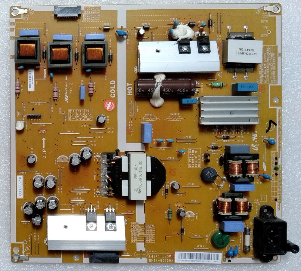 BN44-00709A - Modulo power Samsung UE48H6200AYXZT TV Modules