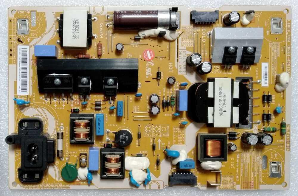 BN44-00875A - Modulo power Samsung UE40MU6400UXZT TV Modules