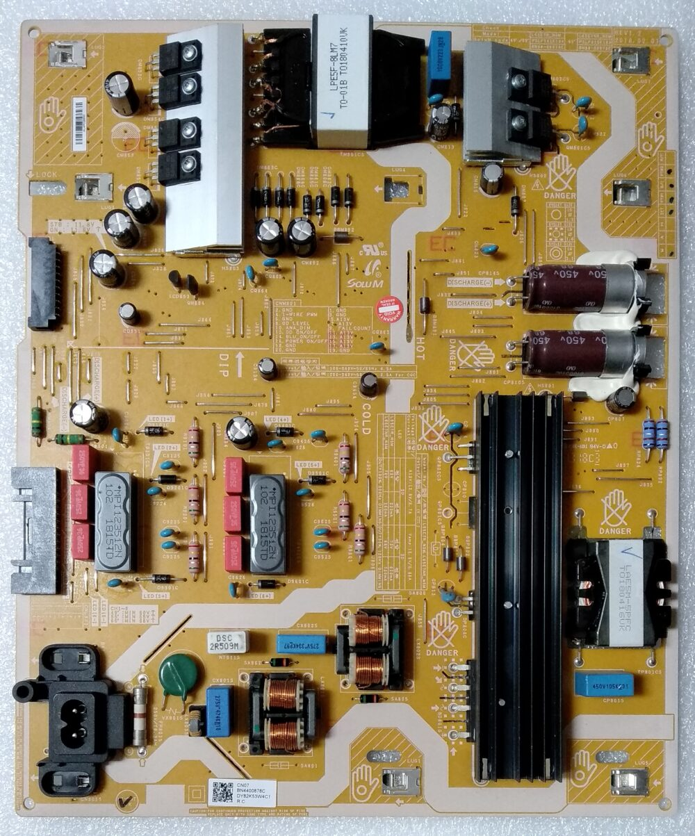 BN44-00878C - Modulo power Samsung QE55Q&FNATXZT TV Modules