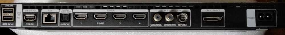 BN68-07104D-00 - Modulo One Connect Samsung QE55Q7CAMIXZT - B TV Modules