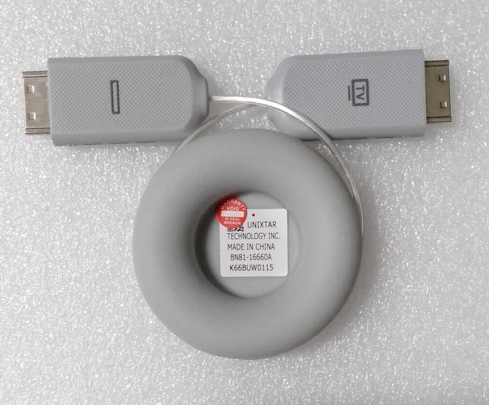 BN81-16660A - Cavetto fibra ottica One Connect per Samsung QE55Q7CAMIXZT TV Modules