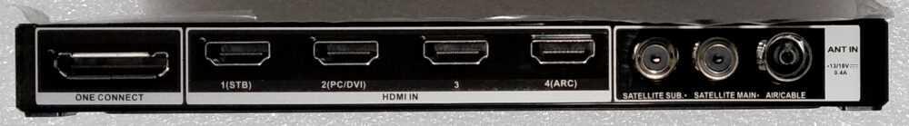 BN91-17868A - Modulo one connect Samsung UE65KS8000TXZT - Pannello CY-QK065FLLV4H TV Modules