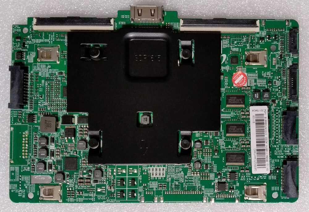 BN94-11487K - BN41-02572A - Modulo main Samsung QE55Q8CAMT - Pannello CY-XM055FLAV3H TV Modules